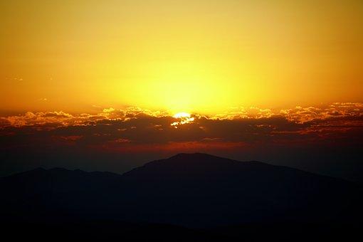 Gundogmus, Nature, Morning, Horizon, Sky, Beautiful