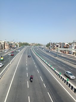 Expressway, Highway, Road, Way, Infrastructure, Image