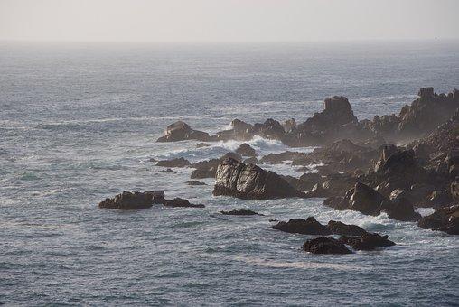 Coast, Coastline, Ocean, Water, Beach, Sea, Shore