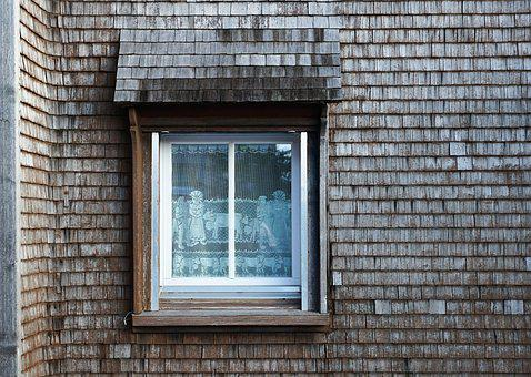 Window, House, Wood