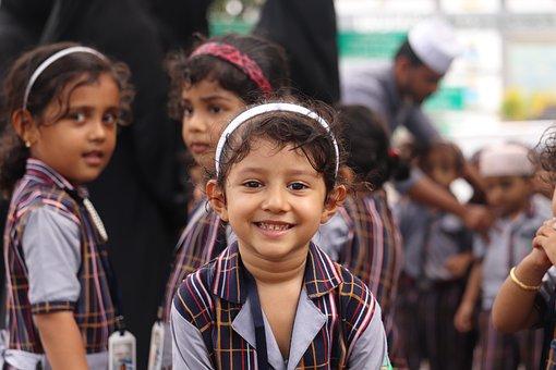 Baby, Child, Islamic, School Child, Cute, Love, Small