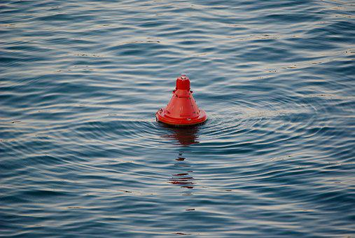 Buoy, Ocean, Sea, Port, Water, Beach, Swimming, Boat