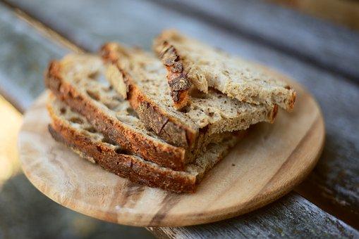 Bread, Bread Slices, Bread Of Life, Bread Crust, Eat