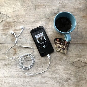 Podcast, Coffee, Chocolate, Cup, Mug, Delicious, Iphone