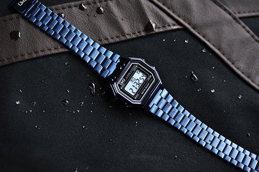 Qq, Time, Accessory, Wrist, Modern, Elegant, Style