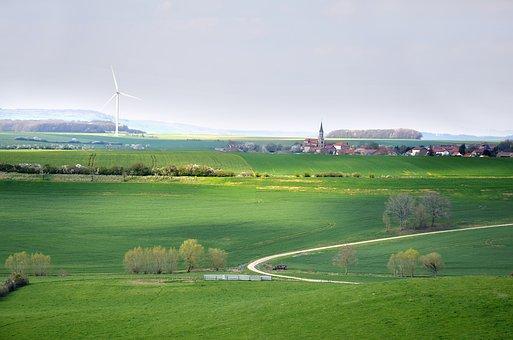 Sustainable Development, Landscape, Environment, Sky