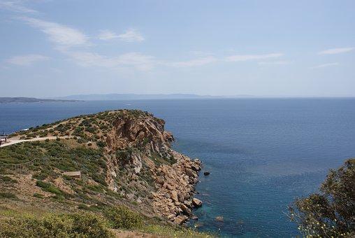 Cape Union, Attica, Greek, Sunio
