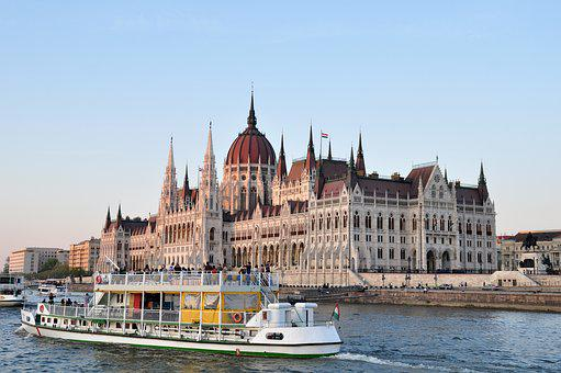 Parliament, Hungarian, Budapest, Hungary, Architecture