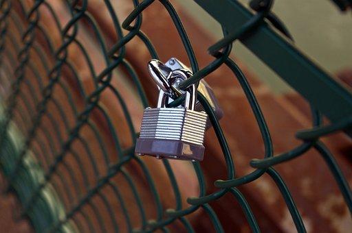 Love Locks, Love, Padlock, Heart, Friendship, Lock