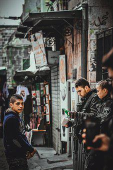 Street, City, People, Road, Person, Building, Alley
