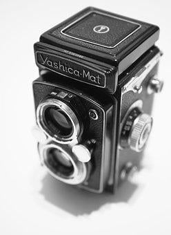 Camera, Retro, Vintage, Photography, Old, Film, Lens