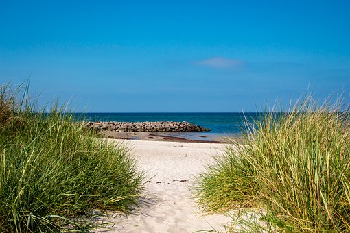 Summer, Vacations, Beach, Sea, Sand, Relaxation, Coast