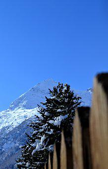 Paling, Snow, Landscape, White, Mountains, Mountain