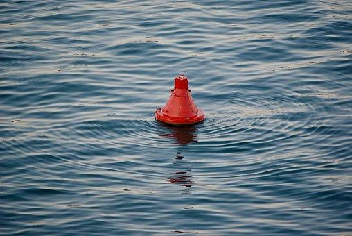 Buoy, Ocean, Sea, Port, Water, Beach, Swimming, Boat