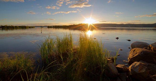 Sweden, Storelva, Røyse, Scandinavia, Travel, Water