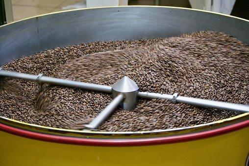 Coffee, Beans, Coffee Beans, Caffeine, Aroma, Brown