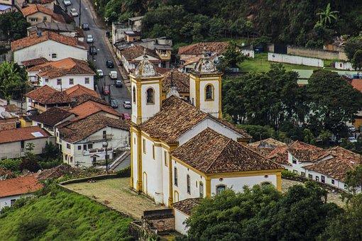 Black Gold, Church, Aleijadinho, City, Historic