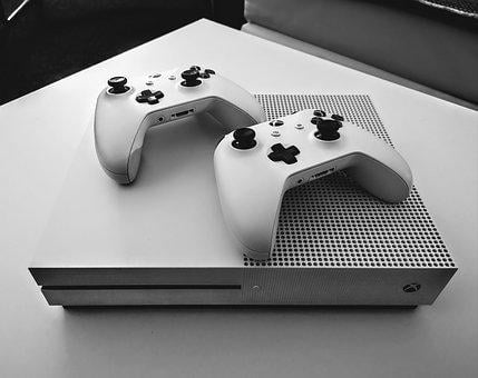Xbox, Games, Game Console, Console