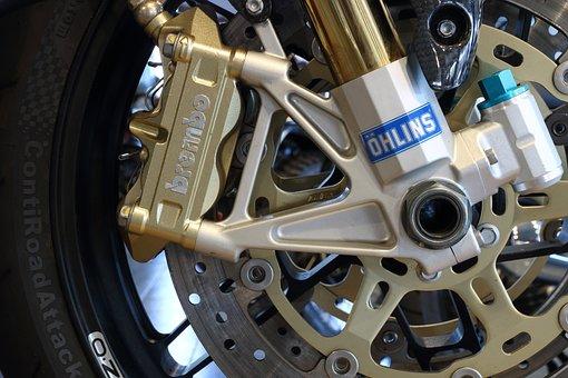 Motorcycle, Moto, Guzzi, Front-wheel, Wheel Brake, Disc