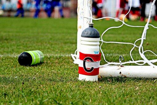 A Bottle, Captain, Kapitánska Tape, Bottles, Football