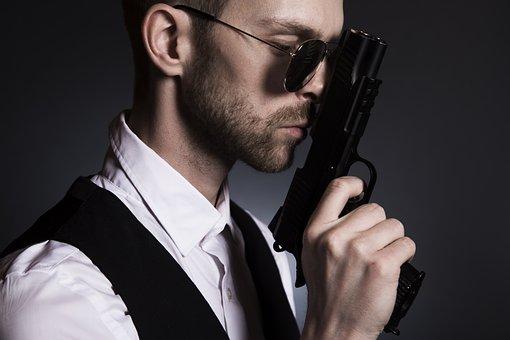 Man, Gun, Gangster, Vengeance, Revenge, Bad, Mafia