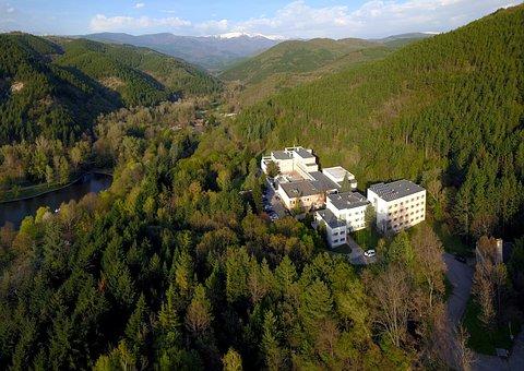 Mountain, Bulgaria, Landscape, Aerialphotography