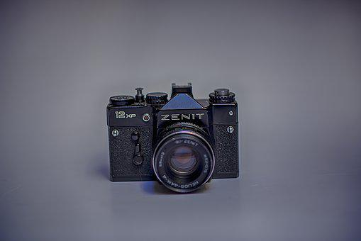 Camera, Vintage, Photography, Retro, Old, Classic, Team
