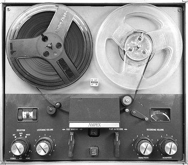 Photography, Reel, Reel-to-reel, Music, Tape