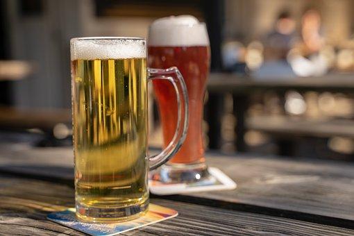 Beer, Beer Garden, Drink, Refreshment, Thirst, Beer Mug