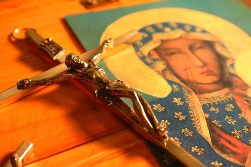 Cross, God, Jesus, Easter, Church