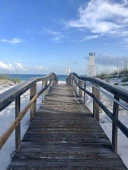 Beach, Pensacola Beach, Pensacola Florida, Florida