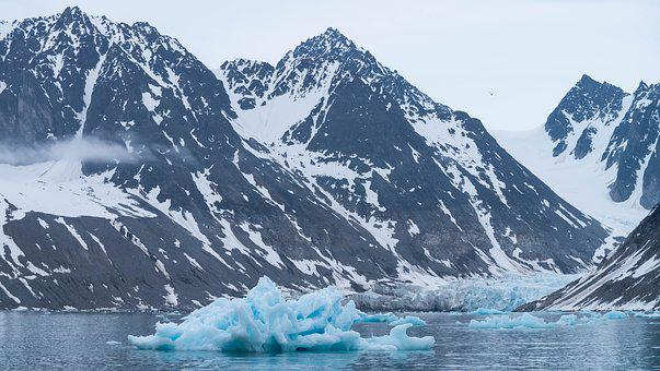 Polar, Glacier, Iceberg, Frozen, Warming, Floating, Ice
