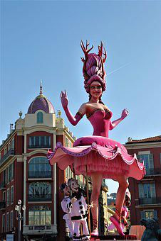 Carnival, Nice Carnival, Nice, Queen