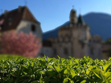 Out Of Focus, Light, Castle, Sky, Nature, Atmosphere