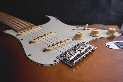 Guitar, Music, Guitar Electric, Guitarist, Instrument