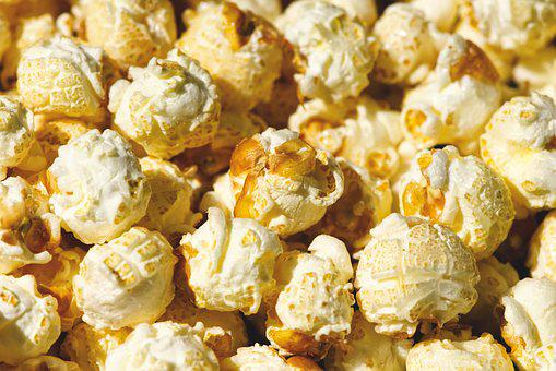 Popcorn, Knabberzeug, Sweet, Corn, Delicious, Snack