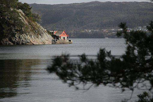 Norge, Norway, Fjord, Travel, Landscape