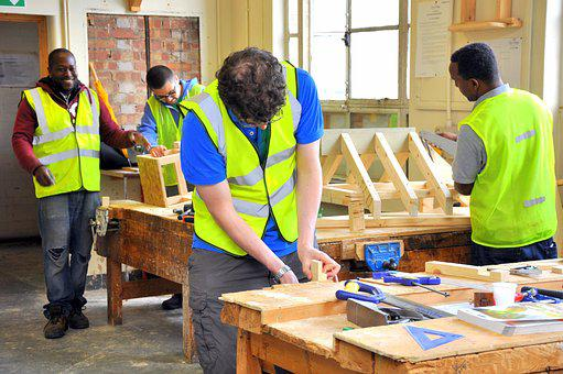 Construction, Learning, Carpentry, Joiner, Woodwork