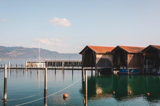 Lindau, Bavaria, Lake Constance, Lake, Water, Waters