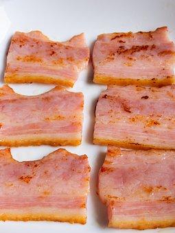 Bacon, Meat, Pork, Food, Delicious, Ham, Nutrition