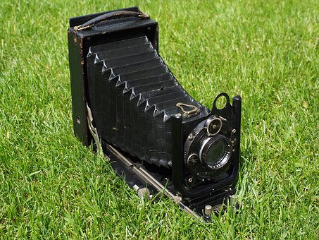 Camera, Old, Compur, Zeiss, Lens, Photography