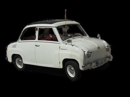 Goggomobil, City Car, Pkw, Nostalgic, Veteran, Oldtimer