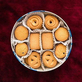 Cookies, Food, Delicious, Gingerbread, Sweet, Christmas