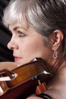 Viola, Violist, Strings, Musician, Orchestra, Classical