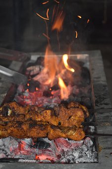 Bbq, Chicken, Food, Barbecue, Meat, Grilled, Grill
