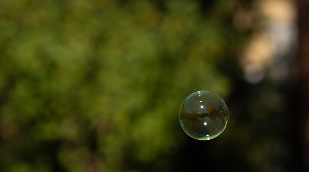 Soap Bubble, Bubble, Ball, Children, Girl, Summer, Fun