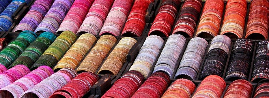 Bracelet, Bijoux, Colors, Couleur, Rainbow, Jewelry