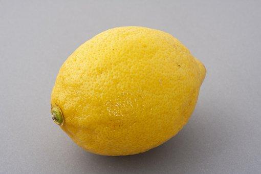 Lemon, Fruit, Healthy, Vegan, Vitamin, Nutrition, Fresh