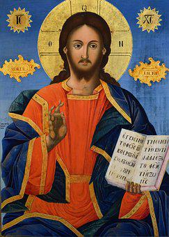 Jesus Christ, Icon, Religion, Christianity, Orthodox