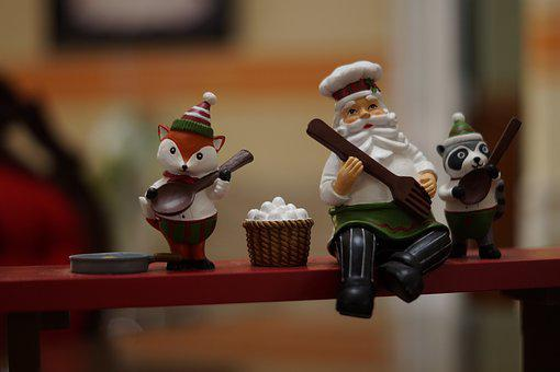 Juguetes, Navidad, Christmas, Toys, Winter, Postcard